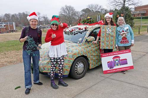 2017 Walkertown Christmas Parade